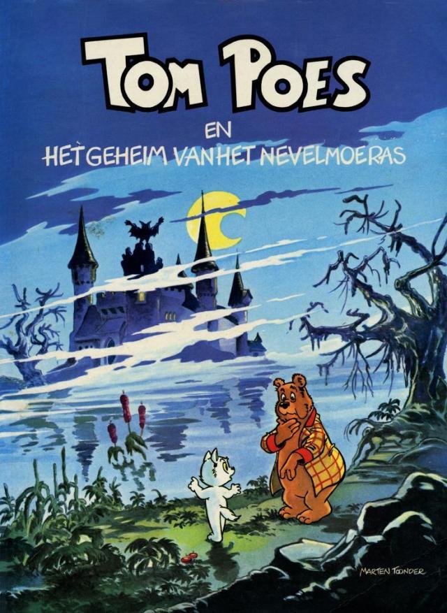Tom Poes en het geh…