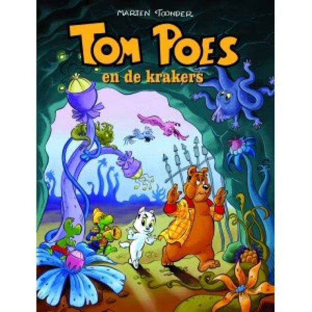 Tom Poes en de krak…